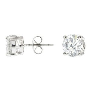 JUST LISTED Classic CZ Studs by Kenneth Jay Lane